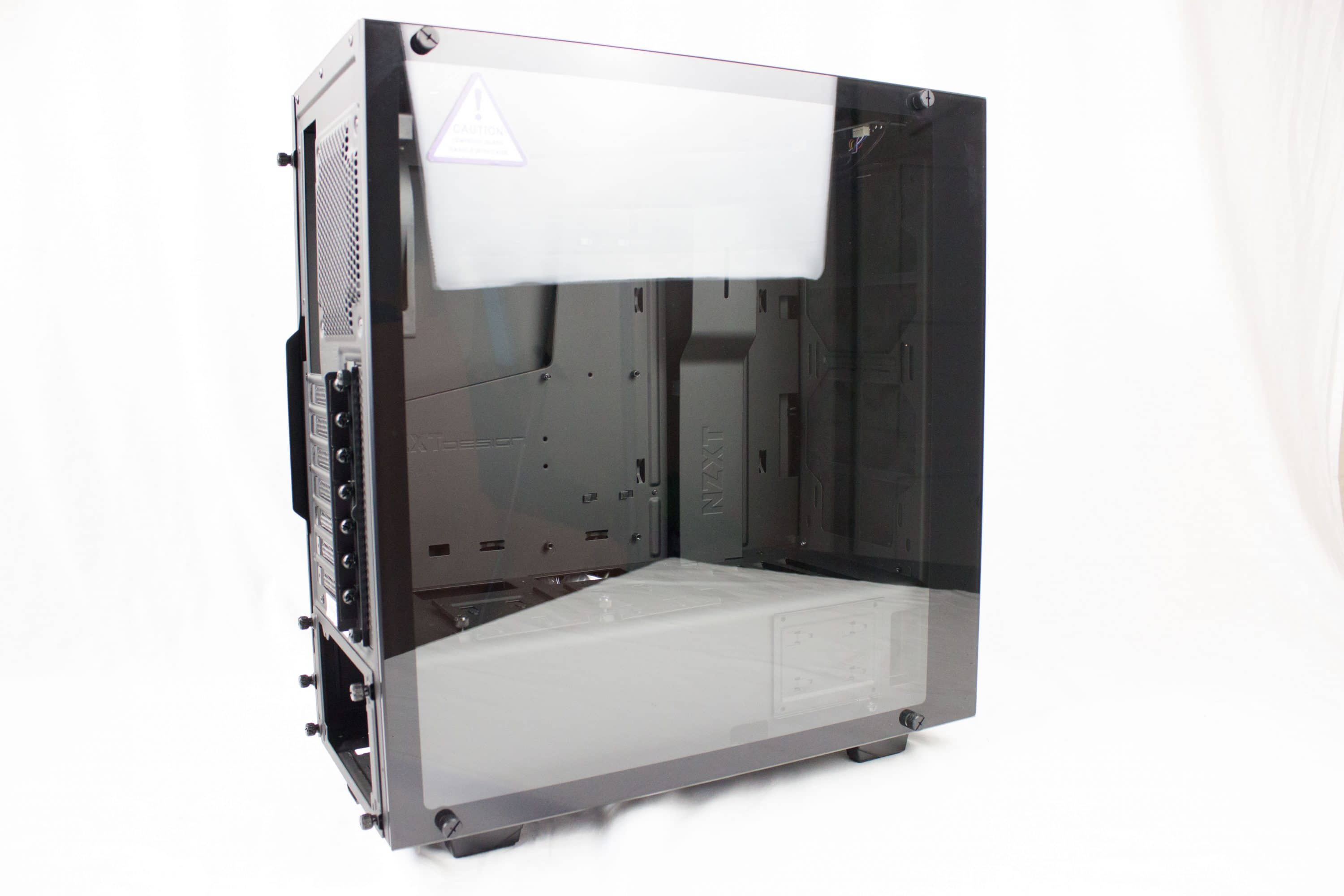 Photo of Review: NZXT S340 Elite – Large Glass, Much Behind It