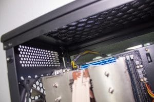 Einfaches Verlegen des 8-Pin-CPU-Stromkabels