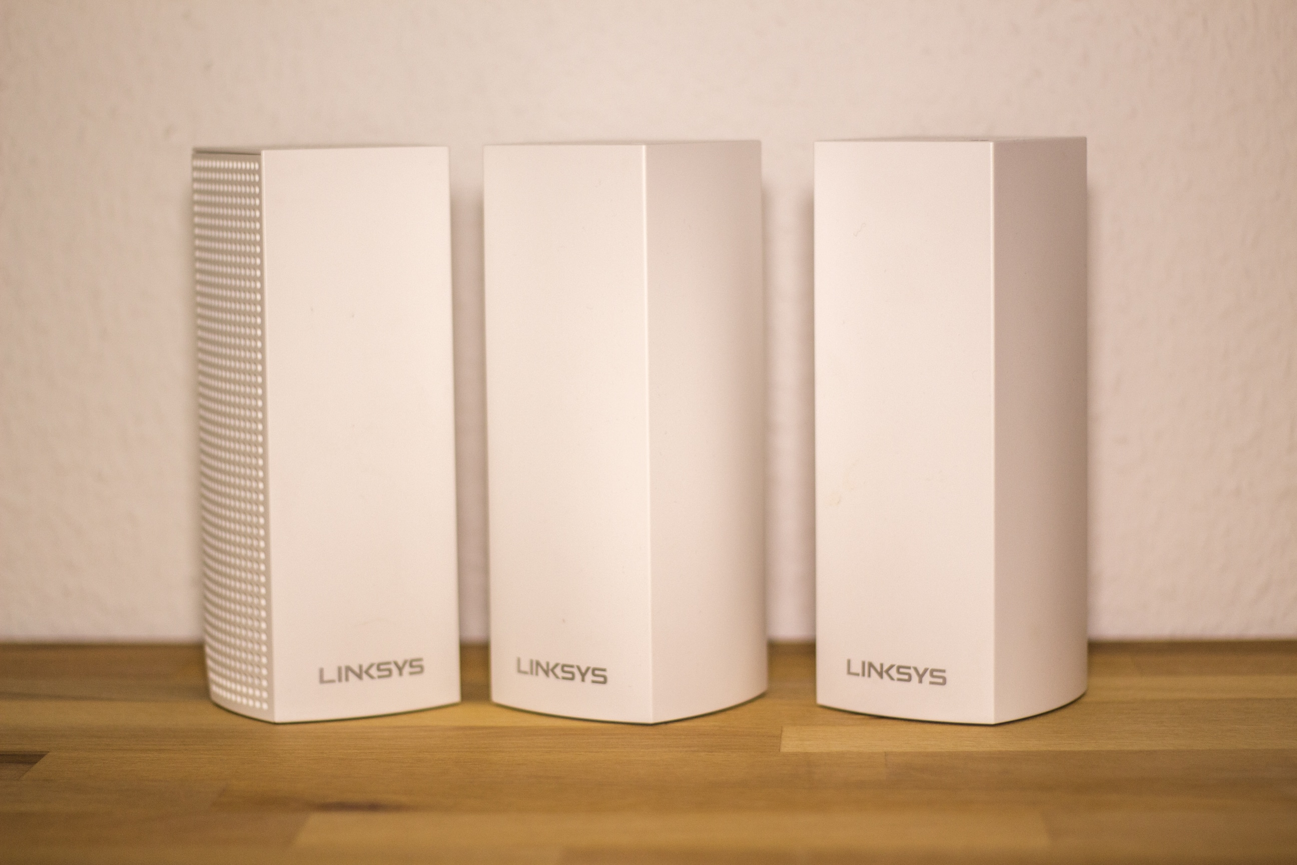 Photo of Linksys Velop: Mesh System for WLAN Even in the Back Corner