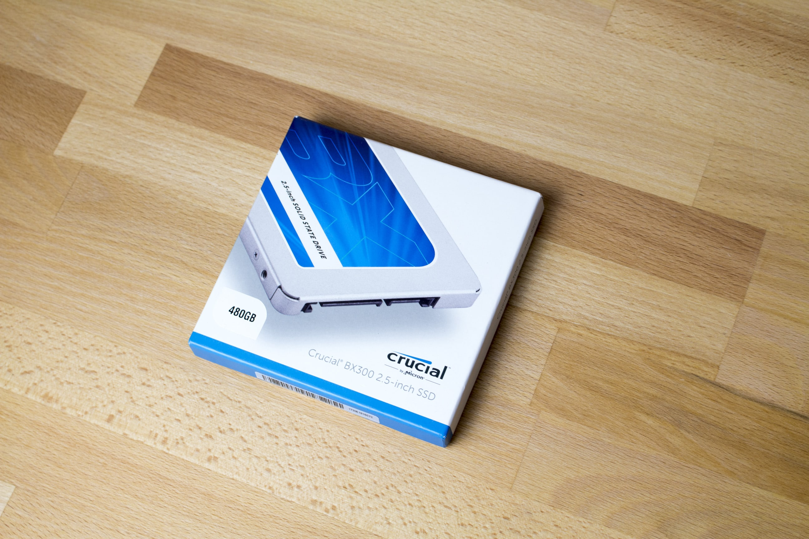 Photo of Crucial BX300 SSD with 480 GB Reviewed: At the Limit of SATA