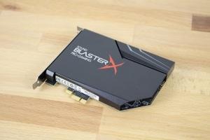 Creative Sound BlasterX AE-5 Vorderseite