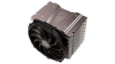 Photo of Alpenföhn Brocken 3: Very Quiet CPU Cooler for Warm Summer Days