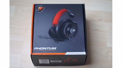 Photo of Cougar Phontum Gaming Headset Review
