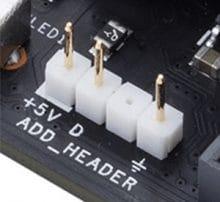 3-Pin-DRGB-Header