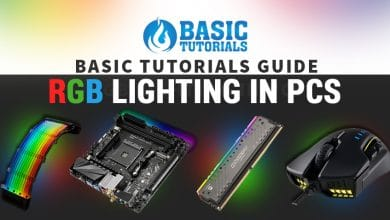 Photo of Basic Tutorials Guide: PCs Perfectly Set in Scene with RGB Lighting