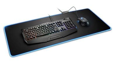 Photo of Sharkoon 1337 RGB XXL Mouse Pad Review