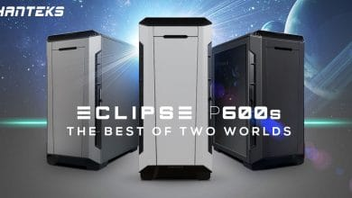 Photo of The PHANTEKS Eclipse P600S Midi-Tower Combines the Best of Two Worlds