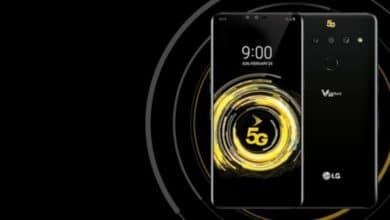 Photo of MWC 2019: LG V50 ThinQ Turns Smartphone into Gameboy Alternative
