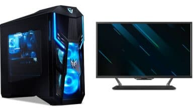Photo of Acer Presents New Predator Orion 5000 Gaming Desktop PC, Huge 43-inch Gaming Monitor and Updated Gadgets