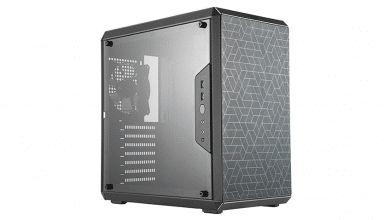 Photo of Cooler MasterBox Q500L Case Review – ATX Support with a Narrow Footprint