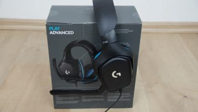 Photo of Logitech G432 Gaming Headset Review