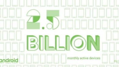 Photo of 2.5 Billion Active Android Devices Worldwide