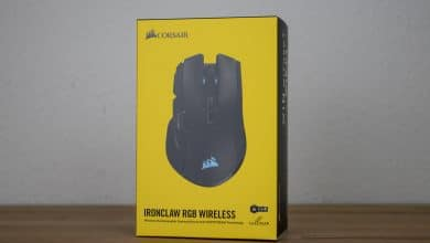 Photo of Corsair Ironclaw RGB Wireless Gaming Mouse Review