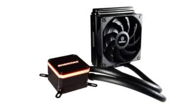 Photo of Enermax Liqmax III All-In-One Water Cooling with RGB Lighting Introduced