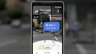 Photo of Pixel Smartphones Get AR Navigation with Google Maps 10.15 Update