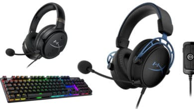 Photo of Computex: New Keyboard, Headsets & Memory from HyperX