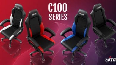 Photo of Nitro Concepts C100 Gaming Chair Review