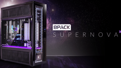 Photo of Limited High-End PC 8Pack Supernova XL at Caseking