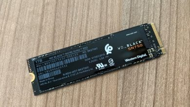 Photo of WD Black SN750 1 TB NVMe SSD Review