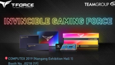 Photo of Team Group Showcases New RGB RAM, SSDs and USB Sticks