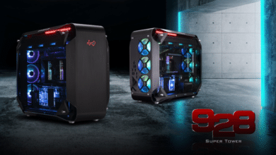 Photo of InWin 928 Super Tower: A Luxury Case of Superlatives