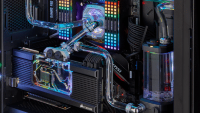 Photo of Hydro X: Corsair Exhibits Custom Water Cooling Components at Computex
