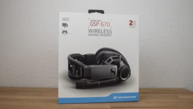 Photo of Sennheiser GSP 670 Wireless Gaming Headset Review
