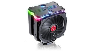 Photo of Raijintek Mya RBW Rainbow Review: Addressable RGB LEDs and Good Cooling