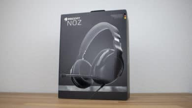 Photo of ROCCAT NOZ: The Headset for On the Road & at Home
