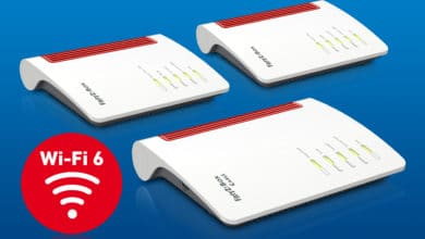 Photo of AVM Showcases New FRITZ! Box Models with Wi-Fi 6 at IFA