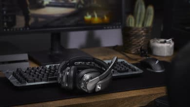 Photo of Sennheiser GSP 370: Wireless Gaming Headset with up to 100 Hours of Battery Life!