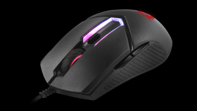Photo of MSI Clutch GM30 – Prominent RGB Lighting and Great Buttons