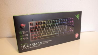 Photo of Razer Huntsman Tournament Edition Review – Expensive Fun, Few Features?