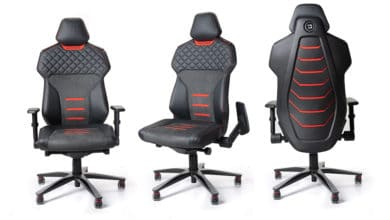 Photo of Backforce One review: Can Interstuhl also convince with a gaming chair?