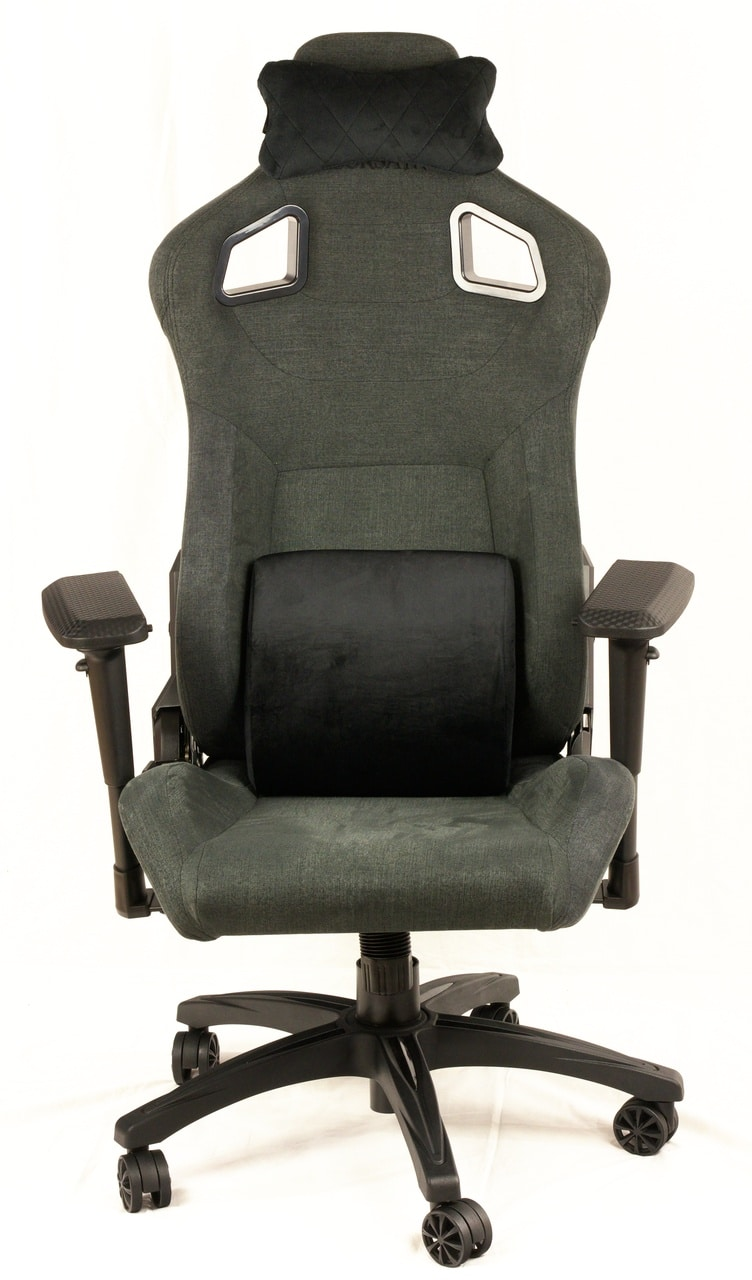 Corsair T3 Rush Gaming Chair With Fabric Upholstery In Review