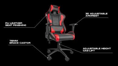 Photo of Genesis Nitro 880 – Gaming Chair Review