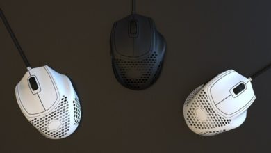 Photo of Cool Master MM720 gaming mouse – it gets even lighter