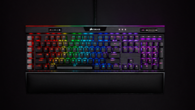 Photo of CES: Corsair K95 RGB Platinum XT – the keyboard for streamers