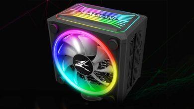 Photo of Zalman CNPS16X: New CPU cooler with RGB