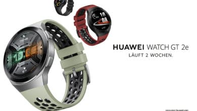 Photo of New Smartwatch: Huawei introduces Watch GT 2e