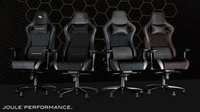 Photo of Joule Performance announces noble gaming chairs
