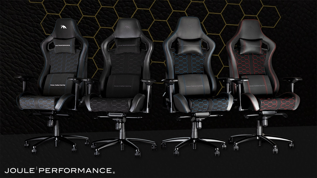 Joule Performance Announces Noble Gaming Chairs