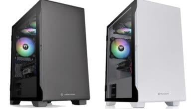 Photo of The Thermaltake S100 Micro-ATX case extends the S-Series