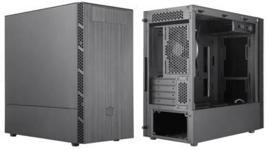 Photo of Cool Master MasterBox MB400L – Spacious mini-tower supports optical drive