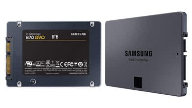 Photo of Samsung 870 QVO: New SSD series with up to 8 TB on the way