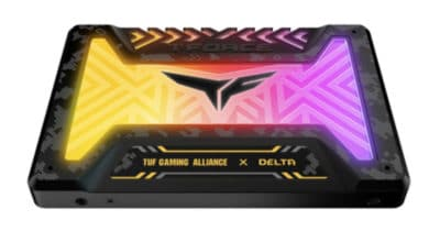 Photo of New Teamgroup SSDs in Asus TUF Gaming Alliance design introduced