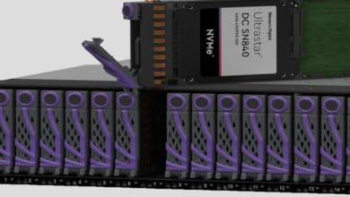 Photo of Western Digital NVMe storage platform with 13 million IOPS introduced