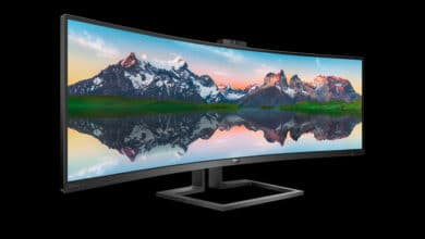 Photo of Phillips 498P9: Alternative to multi-monitor setups comes in August