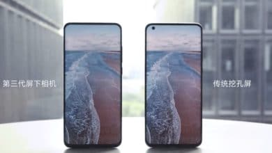 Photo of Xiaomi: 2021 will bring smartphones with cameras under the display