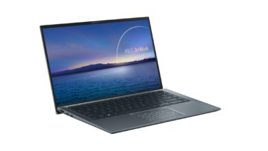 Photo of Asus ZenBook 14 Ultralight: High performance, low weight